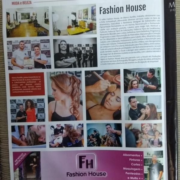 Fashion House na Revista VIP