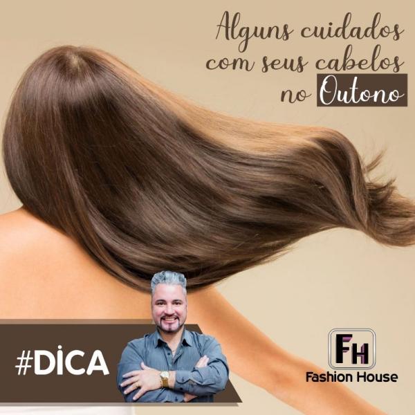 Dica - Alguns cuidados dos cabelos no outono